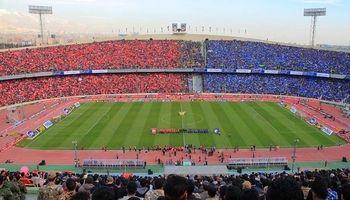 ورزشگاه آزادی ترسناکترین استادیوم آسیا