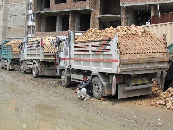 تهران؛ شهر کارگاههای ساختمانی