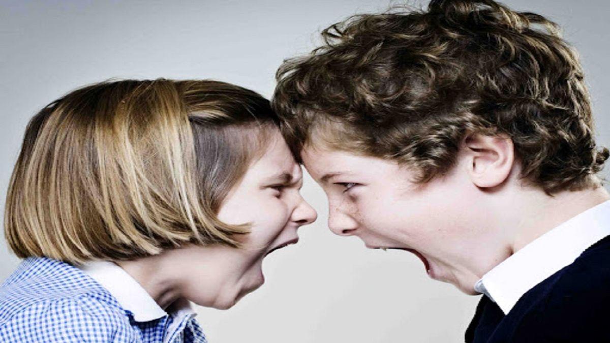 ریشه اصلی عصبانیت در کودکان چیست؟