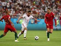 ایران یک- پرتغال یک؛ حذف از جام به خاطر یک امتیاز