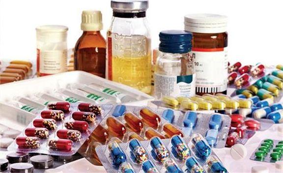 کاهش 33درصدی واردات مواد اولیه دارویی