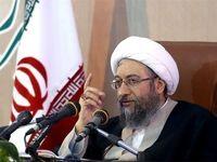 انتقاد تند آملی لاریجانی به اظهارات اخیر روحانی