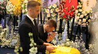 روباههای انگلیسی در مراسم یادبود رئیس در تایلند +عکس