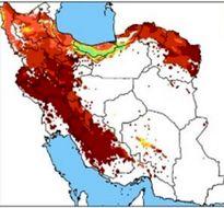 تهیه نقشههای پیشبینی وقوع آتشسوزی در جنگلها