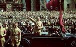چرچیل سوار بر دایلمر آلمانها +تصاویر