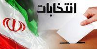 اعلام رسمی میزان مشارکت در انتخابات +فیلم