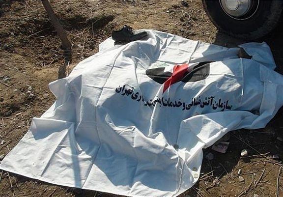 مرگ یک کوهنورد در ارتفاعات دارآباد