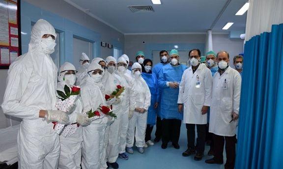 تامین مواد اولیه تولید ۲میلیون لباس بیمارستانی