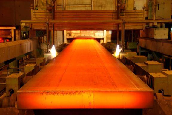 18 میلیون و 700 هزار تن؛ تولید فولاد در کشور