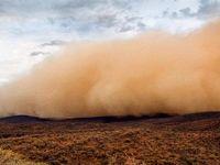پدیده ریزگردها در جنوب غربی کشور مهار میشود