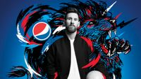 تبلیع جدید پپسی با حضور مسی و محمد صلاح +فیلم