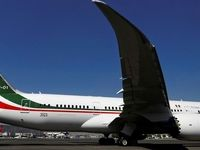 فروش هواپیمای رئیس جمهور مکزیک در مسابقه بختآزمایی