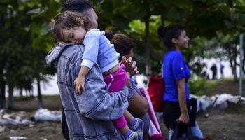 مرز مکزیک و گواتمالا به روایت تصویر