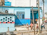 خانههای رنگارنگ هاوانا +تصاویر