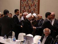دیدار روحانی با مقامات بلژیک، نروژ و پاکستان +عکس
