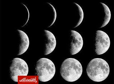 ماه امشب میگیرد
