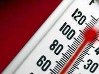 ماندگاری هوای گرم در کشور