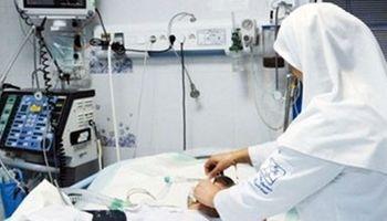 پرستاران غیرایرانی