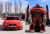 ماشینهای تبدیل شونده واقعی!! +فیلم