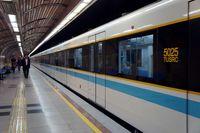 جزییات خروج قطار از ریل در متروی تهران