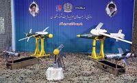 رونمایی از بمبهای هوشمند ایرانی +تصاویر