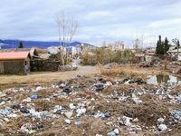 گیلان در محاصره زباله +تصاویر