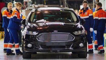 صادرات خودروی روسیه ۳۰درصد رشد کرد