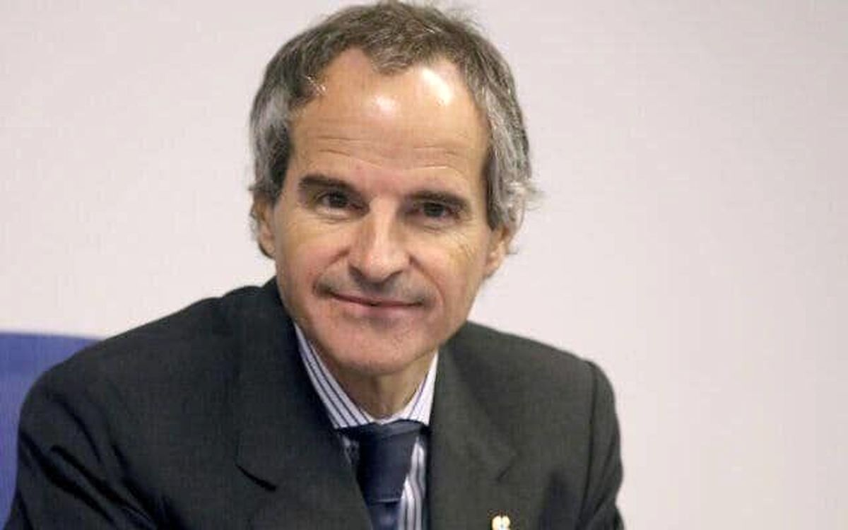 رافائل گروسی: وقفهای در بازرسیهای آژانس ایجاد نشد