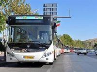 تحویل 63 دستگاه اتوبوس جدید ایران خودرو دیزل به ناوگان اتوبوسرانی شیراز