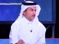 فرار وزیر بهداشت قطر در برنامه زنده تلویزیونی +فیلم