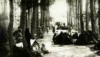سیزده به در، اواخر دوره قاجار  +عکس