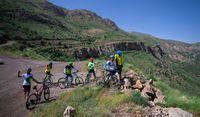 سفر با دوچرخه +تصاویر