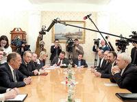ماموریت برجامی ظریف در روسیه و اروپا