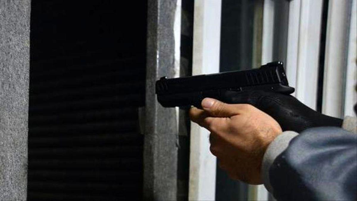 لحظه ترور رییس پلیس موادمخدر خرمشهر + فیلم