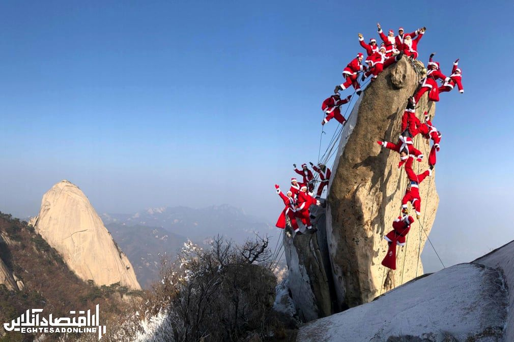 برترین تصاویر خبری ۲۴ ساعت گذشته/ 2 دی