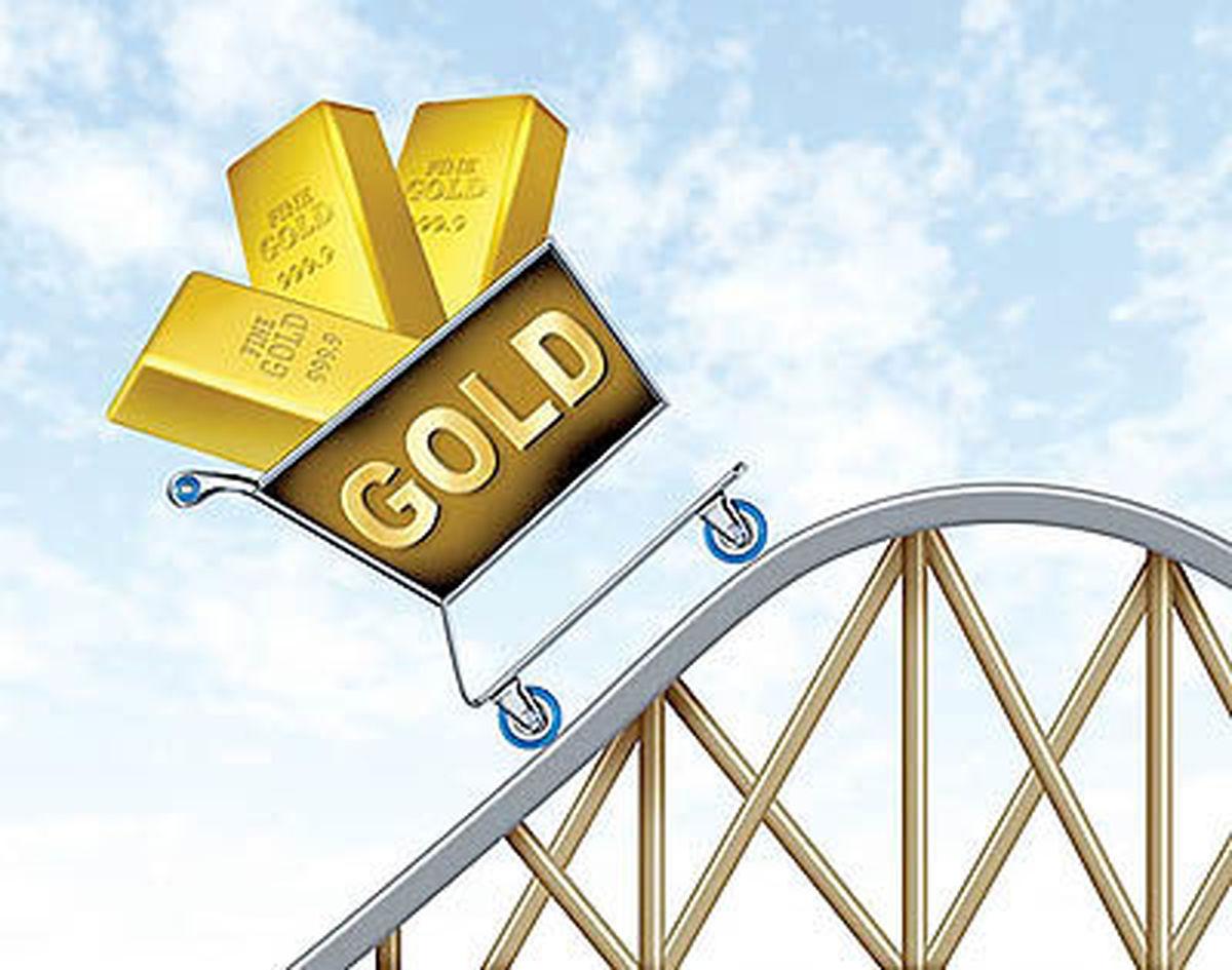 پیش بینی قیمت طلا (هفته پایانی شهریور)