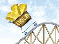 تقویت ارزش دلار مانع از افزایش قیمت طلا شد/ احتمال افت بیشتر قیمت طلا