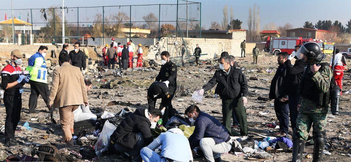 کشورهای مرتبط با هواپیمای اوکراینی خواستار پرداخت غرامت شدند
