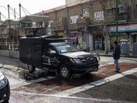عملیات سرکوب کرونا توسط یگان ویژه ناجا +تصاویر