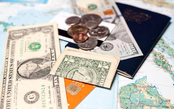 قیمت ارز مسافرتی امروز ۱۳هزار و ۵۱۵تومان شد