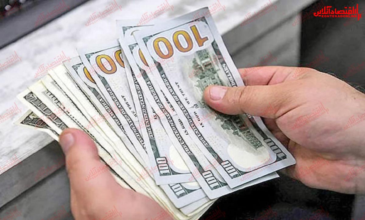 قیمت دلار ۲۱مرداد ماه۱۴۰۰