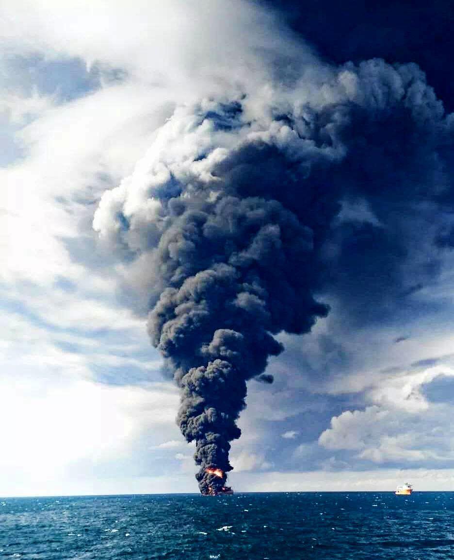 نفت سانچی چه بر سر دریا می آورد؟