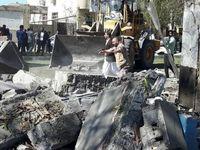 بمب گذاری انتحاری در چابهار +فیلم
