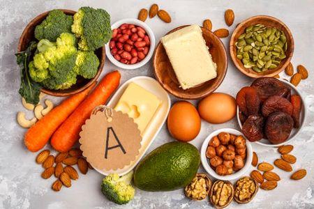 نسخه ویتامینی برای سلامت چشم