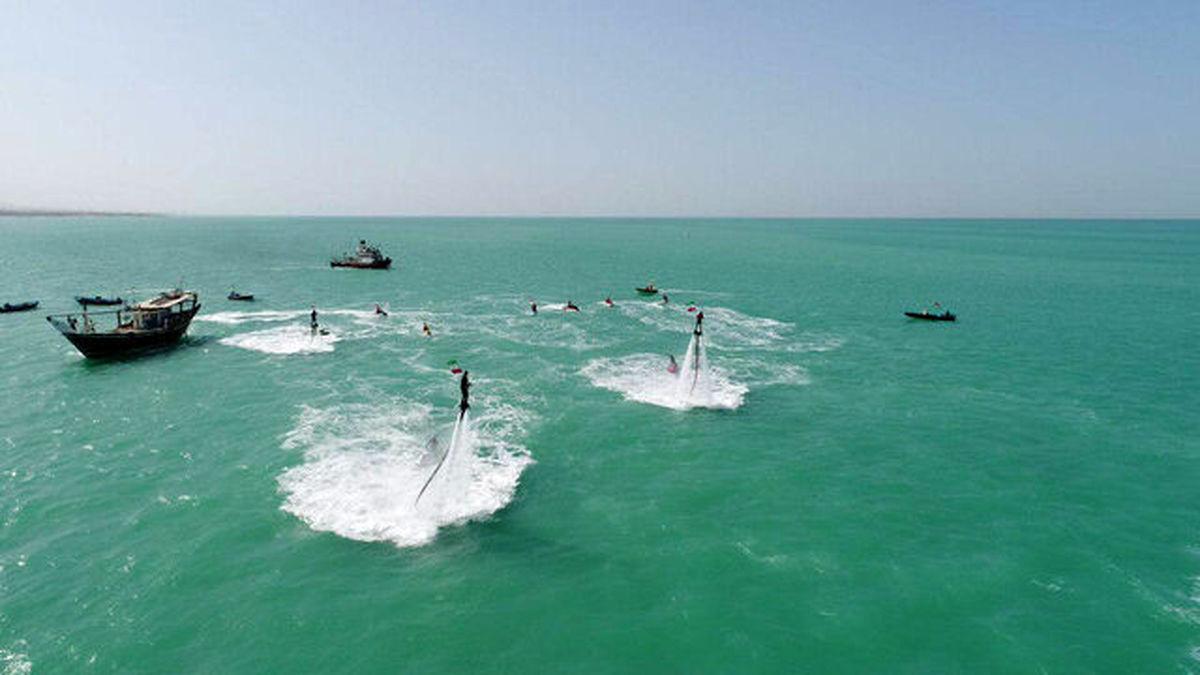 کشف قاچاق ۲۵میلیارد ریالی در خلیجفارس