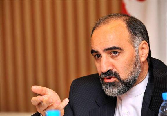 حجم صادرات کشور برازنده نام ایران نیست