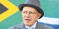 سفیر سابق آفریقای جنوبی در ایران، بازداشت شد