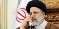 گفت و گوی تلفنی رییسی با رییس جمهور پاکستان