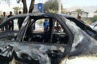 چهار نفر از اعضای یک خانواده در آتش سوختند