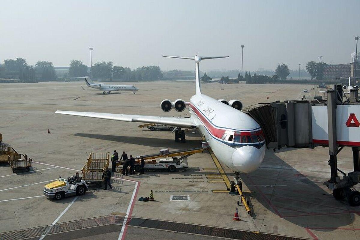 ازسرگیری پرواز هواپیماهای روسی بر آسمان ایران